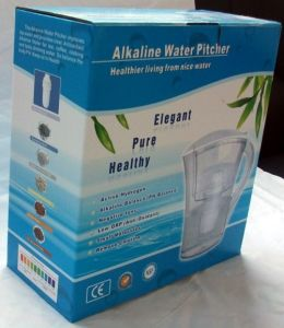 Portable Alkaline Water Pitcher (QY-WFY035A) pictures & photos