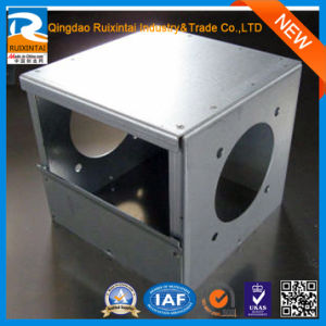 Sheet Metal Box with Powder Coating, Wall Mounting Metal Sheet Enclosure pictures & photos