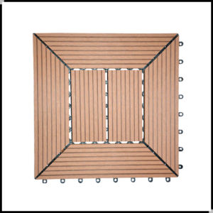 DIY House Yard Decking Tile (KJ029)