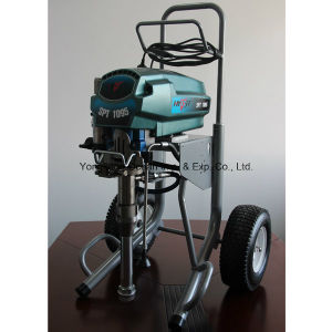Electric Piston Pump High Pressure Airless Paint Sprayer Spt1095 pictures & photos