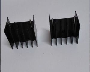 30mm Width Aluminum Profile Heat Sink 30mm*24mm*30mm pictures & photos