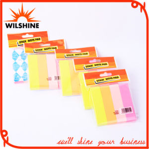 Promotional Sticky Note Custom Logo Cheap Souvenir Memo Pad (SN019) pictures & photos