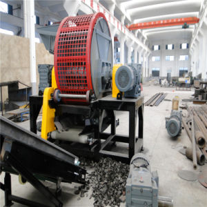 Waste Truck Tyre Recycling Equipment