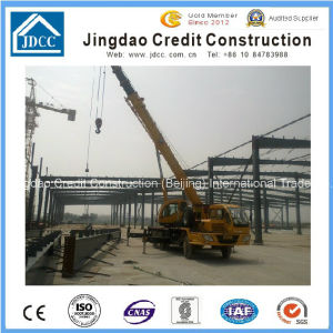 Concerate Foundation Steel Structure Warehouse pictures & photos