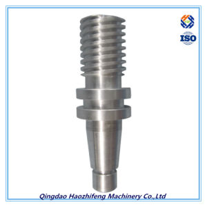 CNC Machining Large Splined Shaft Series by SKD11 Steel Parts pictures & photos