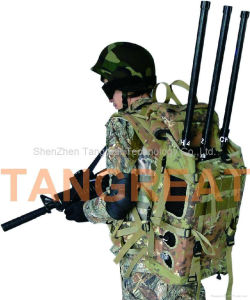 Military Bomb Jammer Tg-VIP Manpack pictures & photos