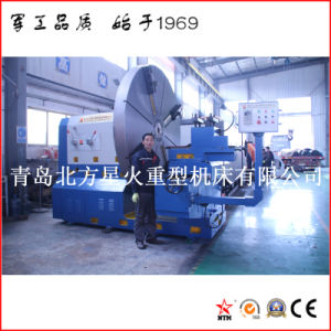 High Quality Conventional Lathe for Machining 40 T Cylinder (CW61160) pictures & photos