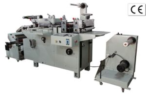 Electronic Label Die Cutting Machine (JMQ-320D) pictures & photos