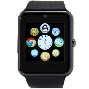 2 in 1 Gt08 Bluetooth Smart Watch with SIM Card and Sync Phone Android Smart Watch