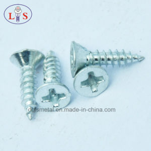 Cross Recess Countersunk Head Chipboard Screw pictures & photos