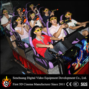 7D Cinema with Hydraulic Chair System (SCH-1003)