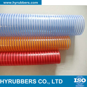 PVC Hose Pipe, PVC Suction Hose pictures & photos