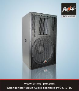 CE Approved 15inch Full Frequency Professional Speaker pictures & photos