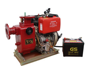 Sea Water Fire Pump for Vessel (CWY)