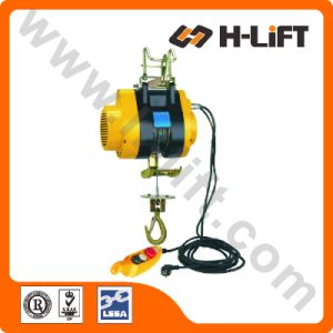 Suspension Type Mini Electric Wire Rope Hoist (EWH-S Type) pictures & photos