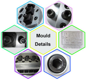Plastic Extrusion Making Extrusion Mold pictures & photos