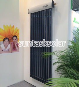 Solar Keymark SRCC Pressurized System Evacuated Tube Solar Collector (SR) pictures & photos