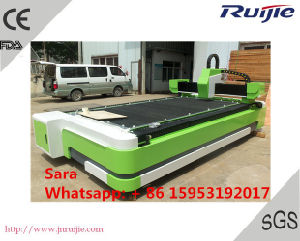 Ruijie 300W 500W Fast Professional Iron Sheet Fiber Laser Cutting Machine pictures & photos