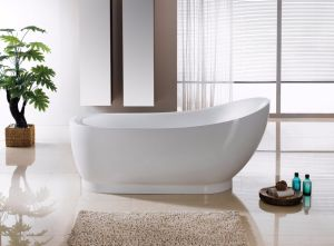 1730X790X760mm Slipper Freestanding Bathtub pictures & photos