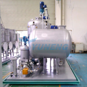 High Efficiency Waste Tire Oil Purification Machine pictures & photos