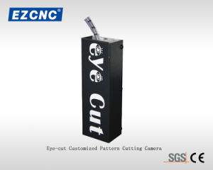 Ezletter Ce Approved CNC Additional Function Eye-Cut Camera for Customized Pattern Cutting
