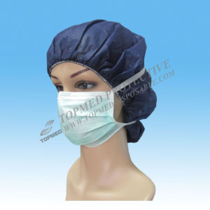 3 Ply Surgical Face Mask with Bfe 99% for Medical Use pictures & photos