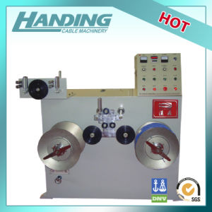 Cross Reticulated Double Coiling Machine