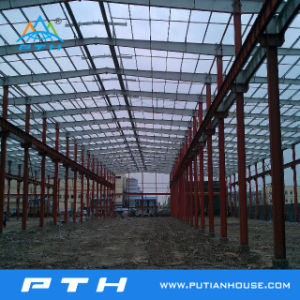 ISO Standard Steel Structure for Warehouse pictures & photos