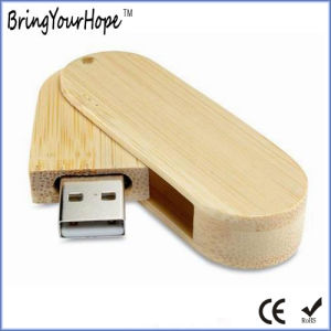 8GB 16GB Wooden Twister USB (XH-USB-001W) pictures & photos