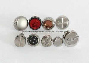 Stainless Steel Waterproof Screw Watch Crown Watch Parts