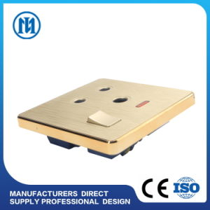 China Switch Manufacturer High Quality and Low Price Two Gang One