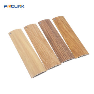 China Hot Sell Wooden Grains Tile To Carpet Transition Threshold