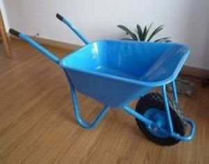 China Specification Construction Metal Heavy Duty Wheelbarrow Wb5009 pictures & photos