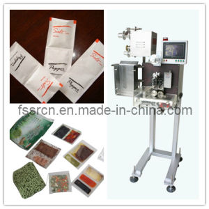 Factory Supply Pouch Sachet Dispenser Machine pictures & photos