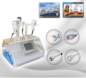 Vacuum Cavitation Slimming +Tripolar RF Skin Tightening Machine (BS-9)