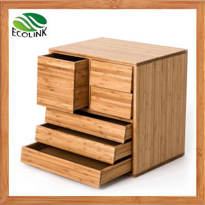 Cheap Small Chest of Drawers with Bamboo for Bedroom pictures & photos
