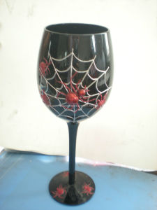 Solid Color Wine Glasses (BI-WG01) pictures & photos