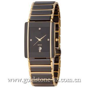 China Ceramic Watch 10087g China Watch And Wrist Watch Price