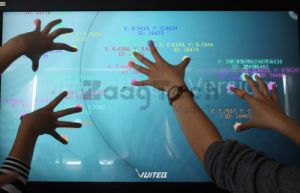 "40"" IR Multi Touch Screen Overlay for Interactive Table-32 Points (X-40-32)"