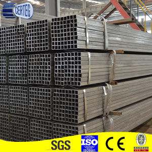1 1/2′′ X 1 1/2′′ Handrail Square Hollow Section Pipe pictures & photos