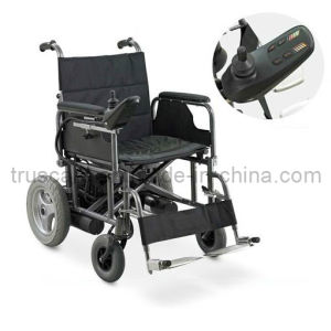 Electric Power Wheelchair with CE&ISO Approved (Spray power Frame) pictures & photos