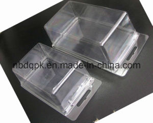 Plastic Standard Clamshell Container pictures & photos