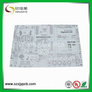 Double-Side-PCB-with-Silver-Plating pictures & photos