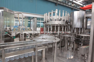 Soda Water / Cola Filling Machine / Production Line (DCGF) pictures & photos