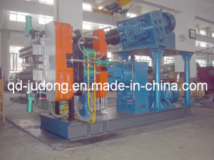 Duplex Pin Barrel Rubber Extruder pictures & photos