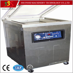 High Quality Automatic Food Vacuum Packaging Machine with Low Price