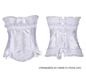Agree, asian brocade waist cincher