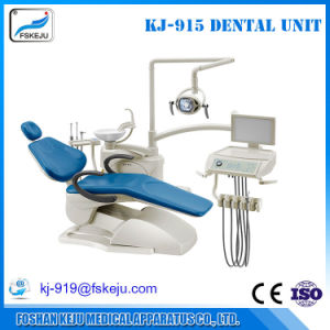 Dental Equipment of New Fashion Dental Unit (KJ-915) pictures & photos