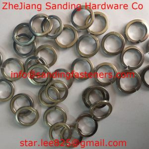Carbon Steel Zinc Plated 200hv Flat Washer/Spring Washer/Square Washer