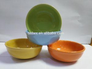 Color Glazed Bowl Wholesale